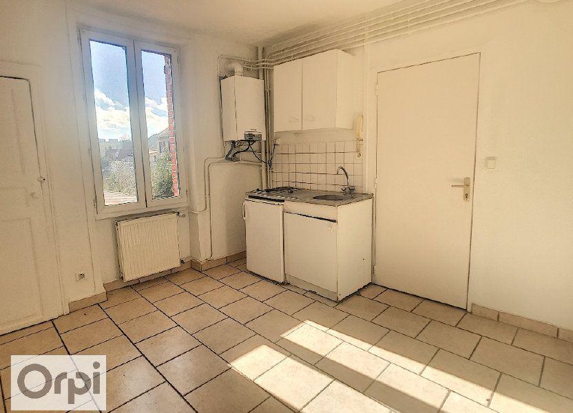 Appartement à louer 26.09m2 à Montluçon