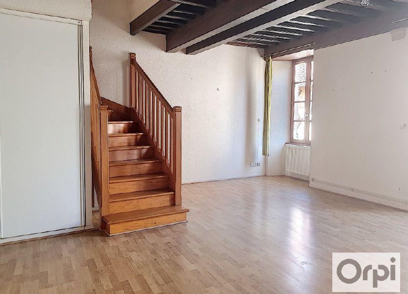 Appartement à louer 90m2 à Montluçon