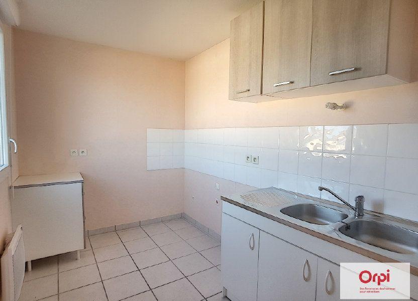 Appartement à louer 60.68m2 à Montluçon