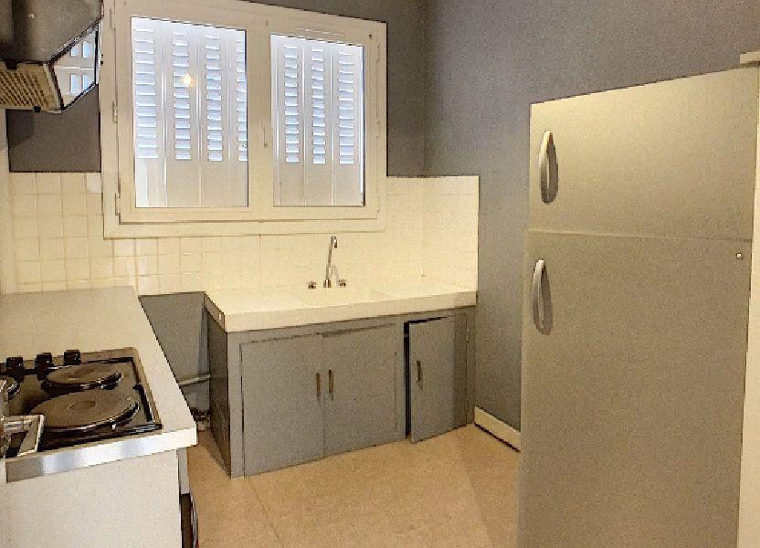 Appartement à louer 40.06m2 à Montluçon
