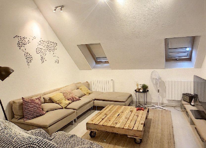 Appartement à louer 62m2 à Montluçon