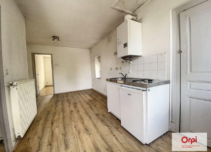 Appartement à louer 35m2 à Montluçon