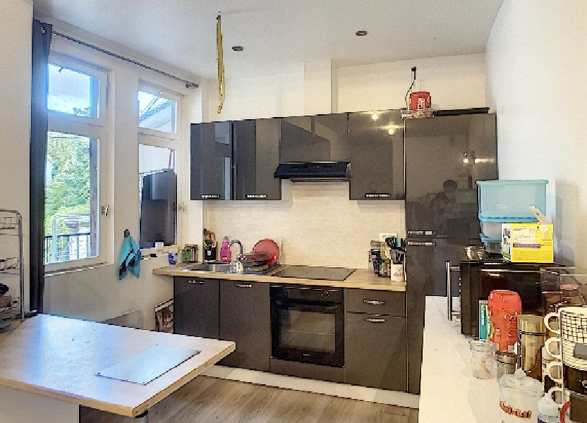 Appartement à louer 47.79m2 à Montluçon