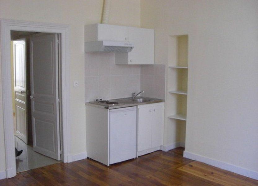 Appartement à louer 30.9m2 à Montluçon