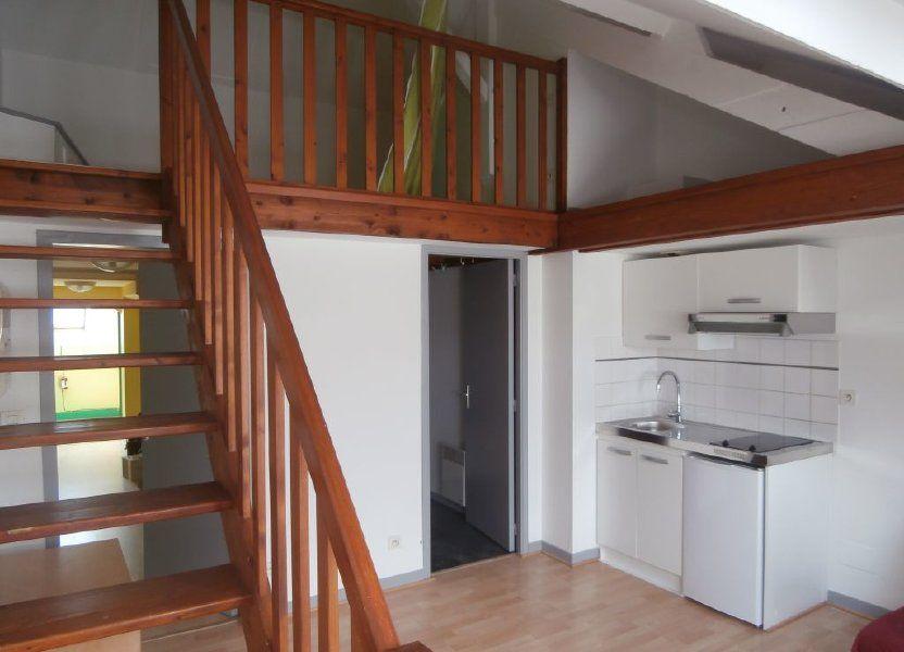 Appartement à louer 20m2 à Montluçon