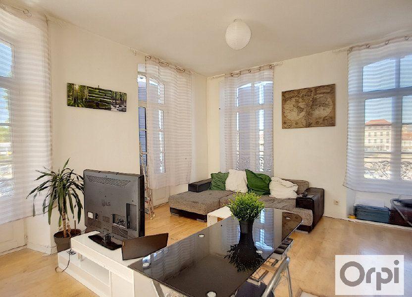 Appartement à louer 44.95m2 à Montluçon