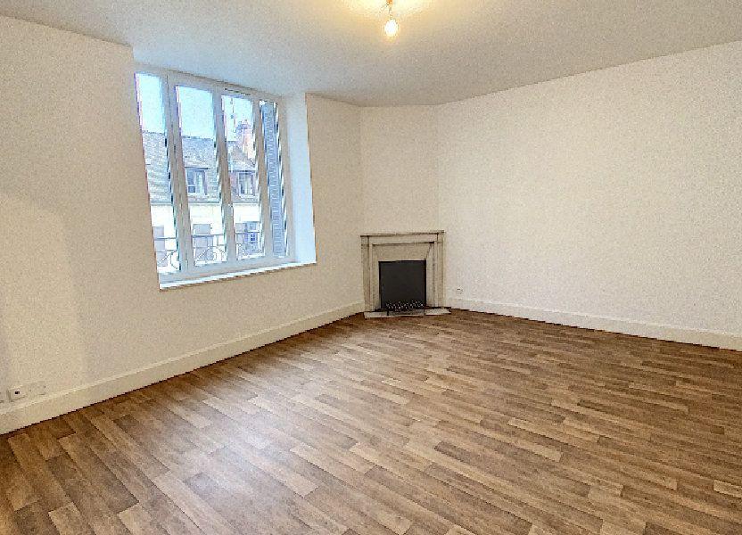 Appartement à louer 111.2m2 à Montluçon