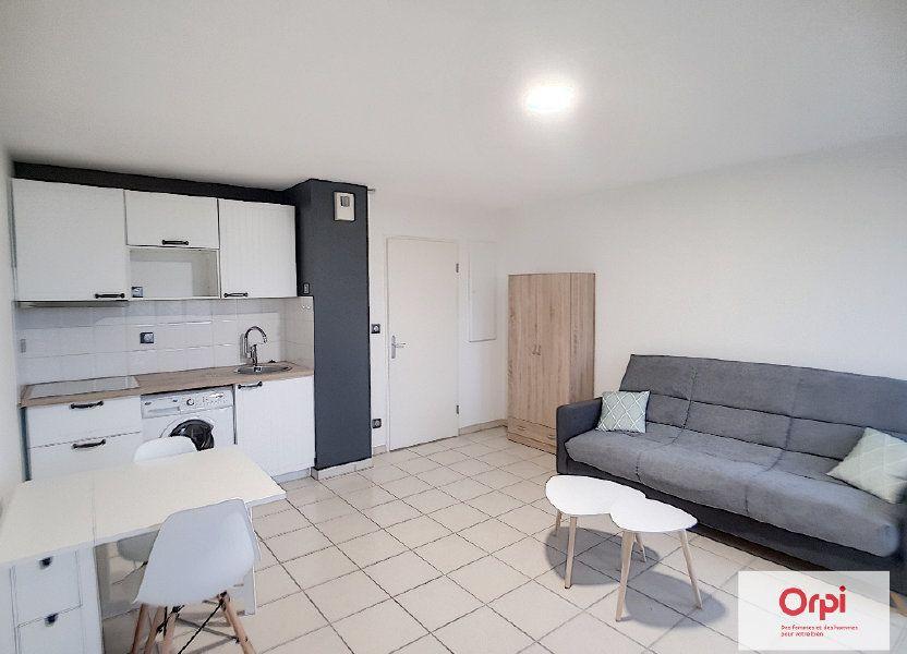 Appartement à louer 28.55m2 à Montluçon