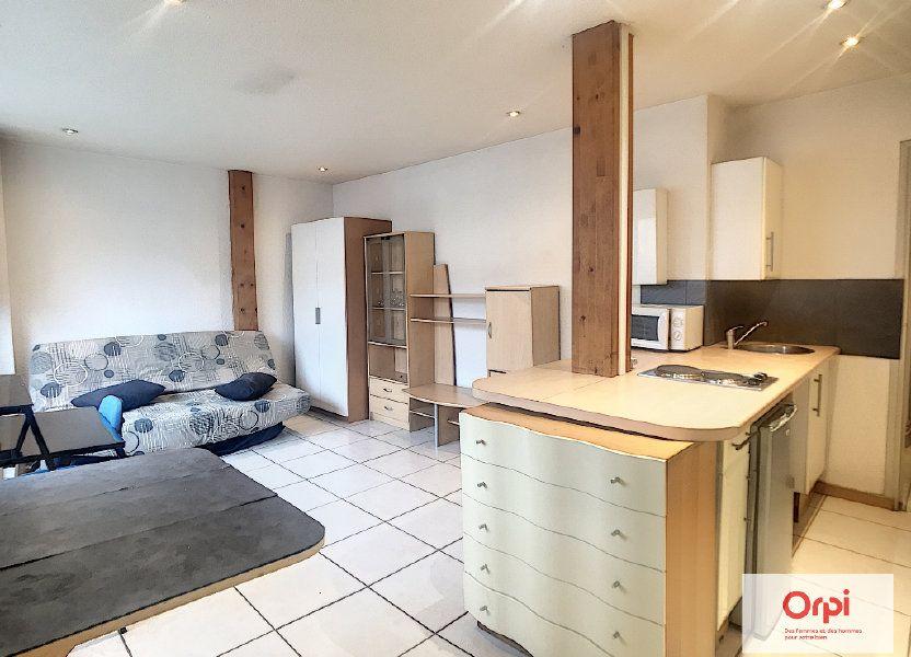 Appartement à louer 25m2 à Montluçon