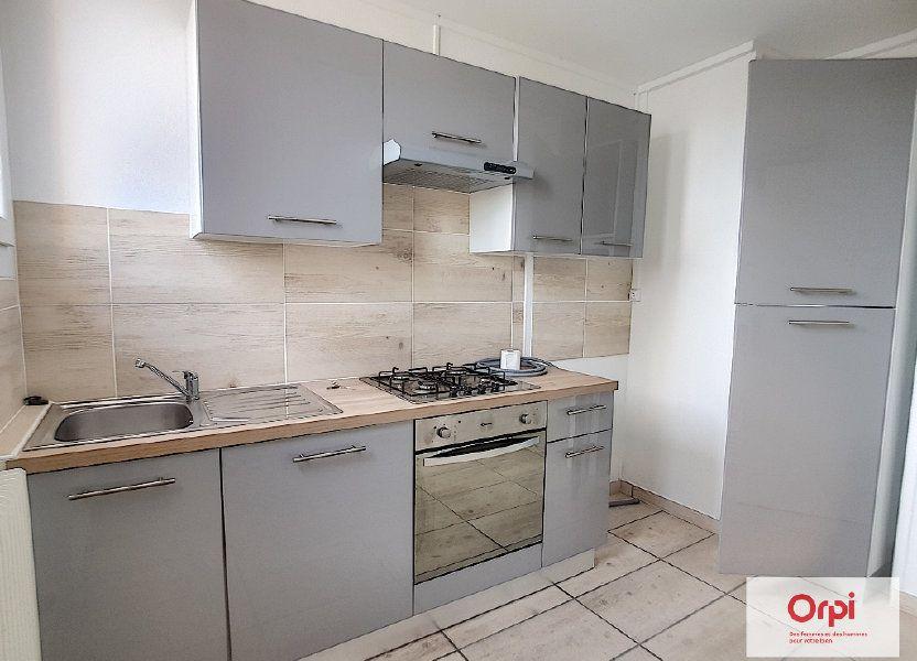Appartement à louer 53.29m2 à Montluçon