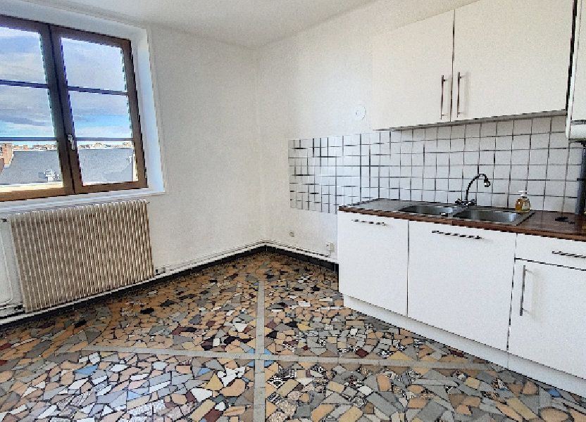 Appartement à louer 57.99m2 à Montluçon