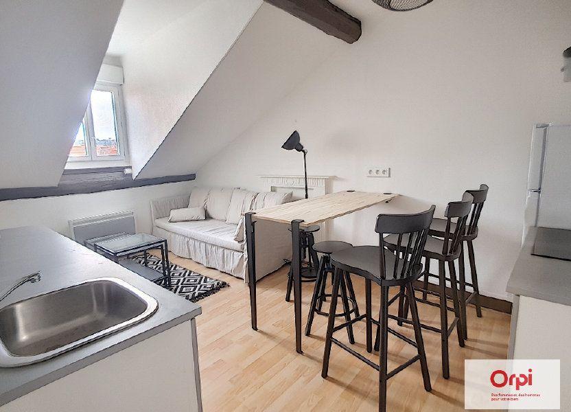 Appartement à louer 47m2 à Montluçon