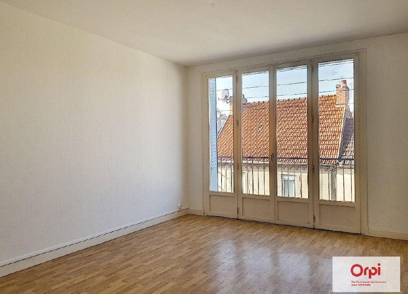 Appartement à louer 55m2 à Montluçon