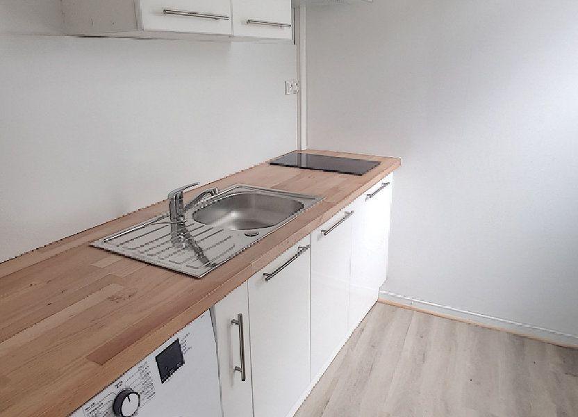 Appartement à louer 22m2 à Néris-les-Bains