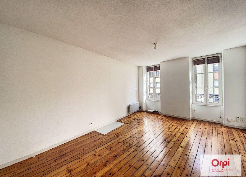Appartement à louer 54.74m2 à Montluçon