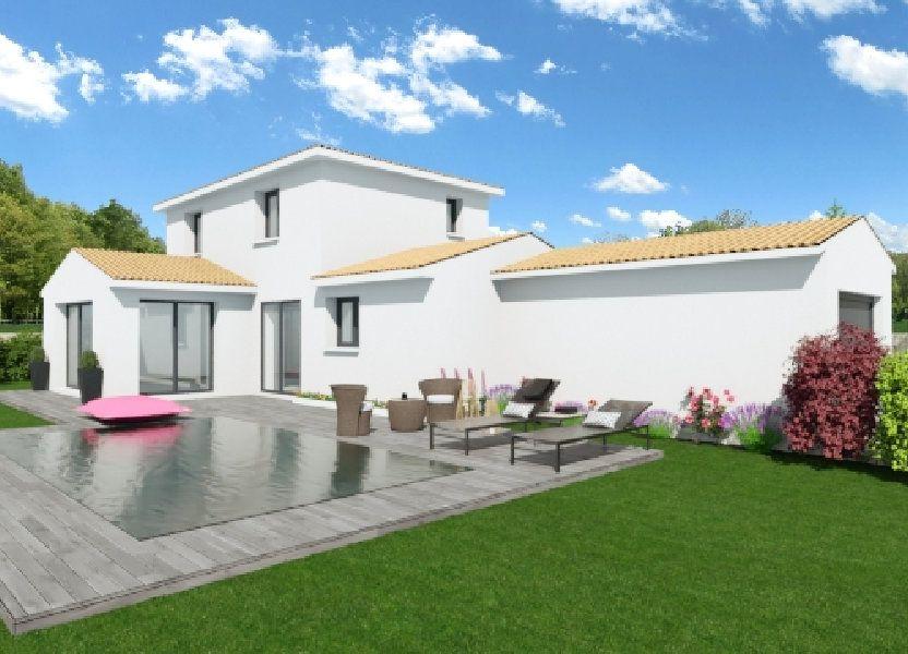 Maison à vendre 115m2 à Montferrier-sur-Lez
