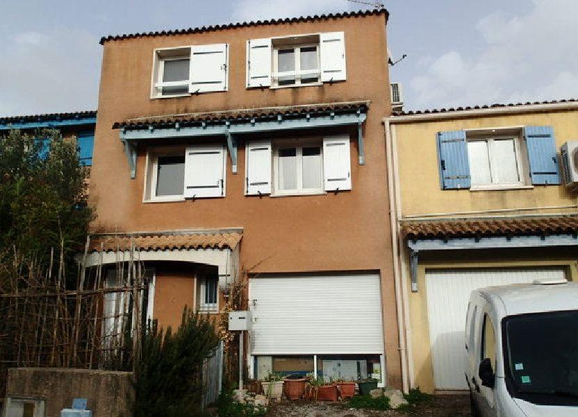 Maison à vendre 96m2 à Montpellier