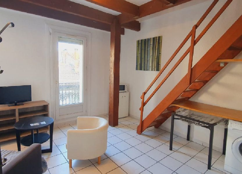 Appartement à louer 23m2 à Montpellier