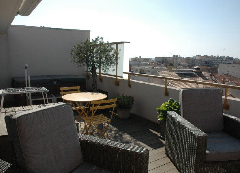 Appartement à vendre 94m2 à Palavas-les-Flots