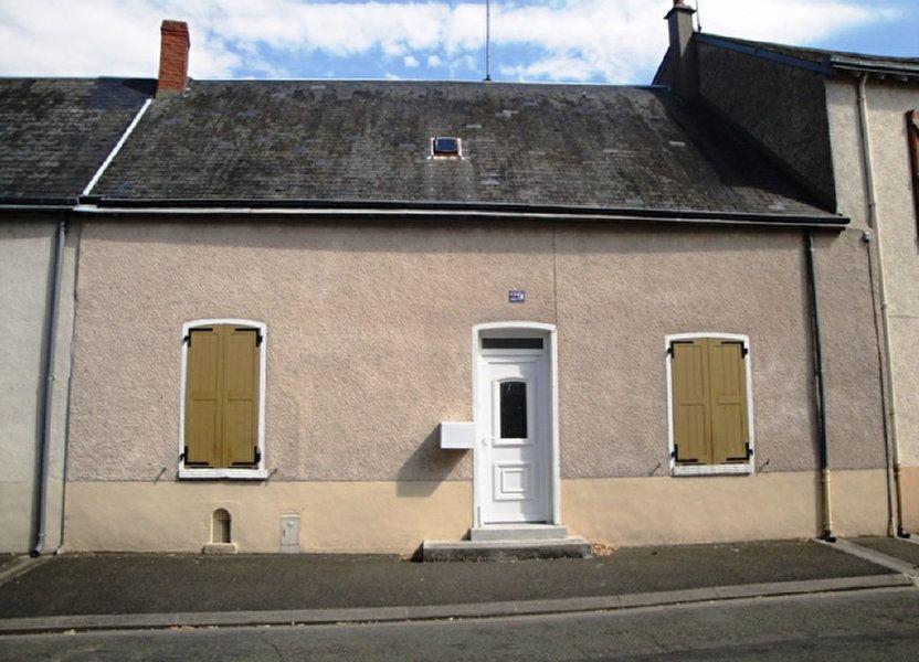Maison à louer
