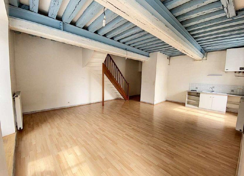 Appartement à louer 65.74m2 à Toury
