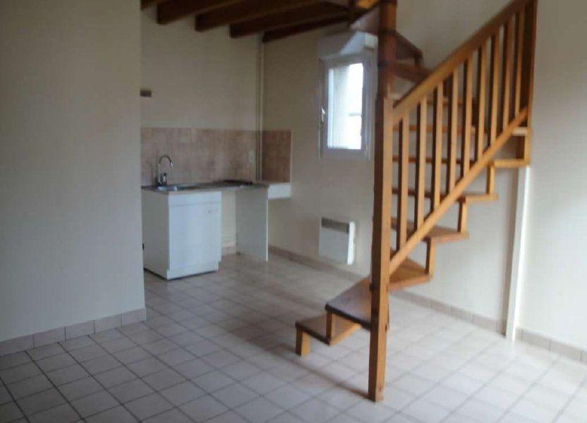 Appartement à louer 31.5m2 à Toury
