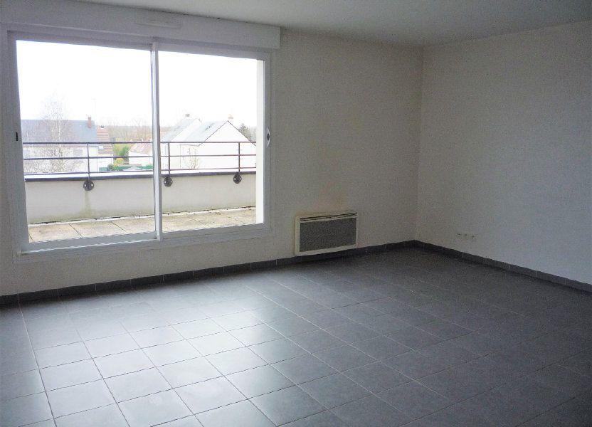 Appartement à louer 58.4m2 à Semoy