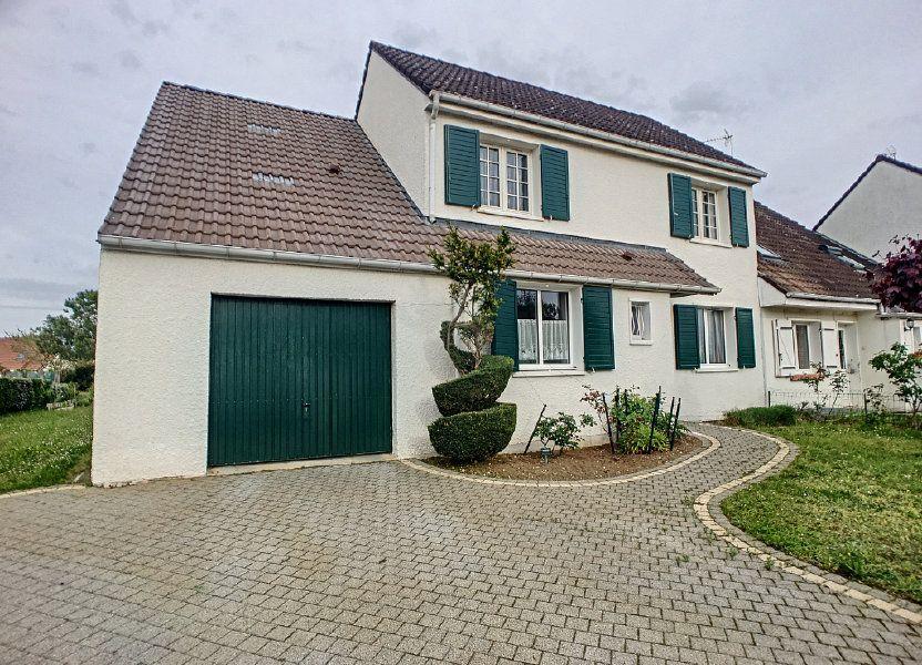 Maison à vendre 102m2 à Chécy