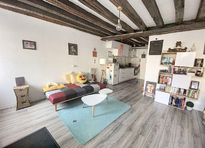 Appartement à louer 51.84m2 à Janville