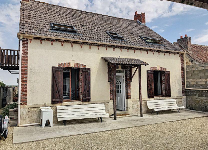 Maison à vendre 135m2 à Saint-Hilaire-sur-Puiseaux