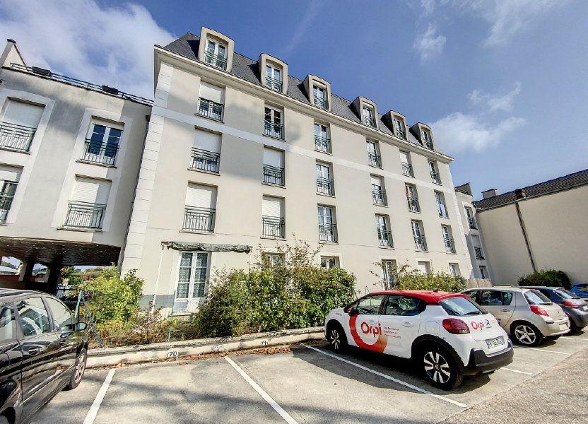 Appartement à louer 38.7m2 à Montargis