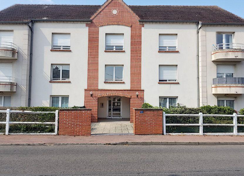 Appartement à louer 39m2 à Villemandeur