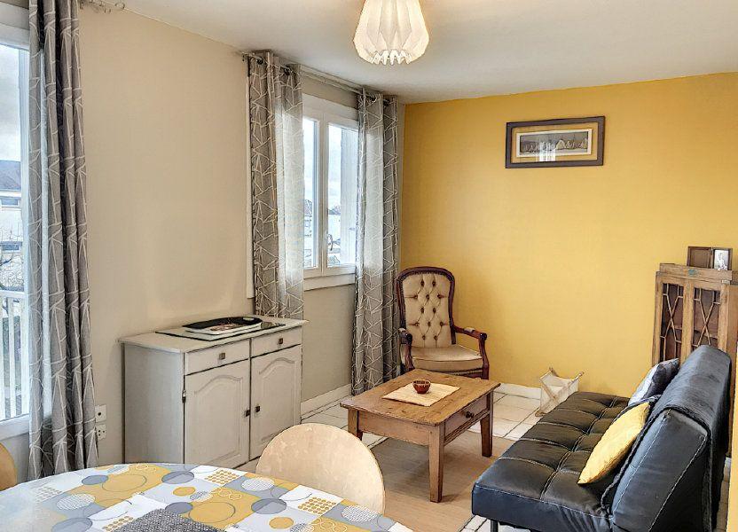 Appartement à louer 62.22m2 à Beaugency
