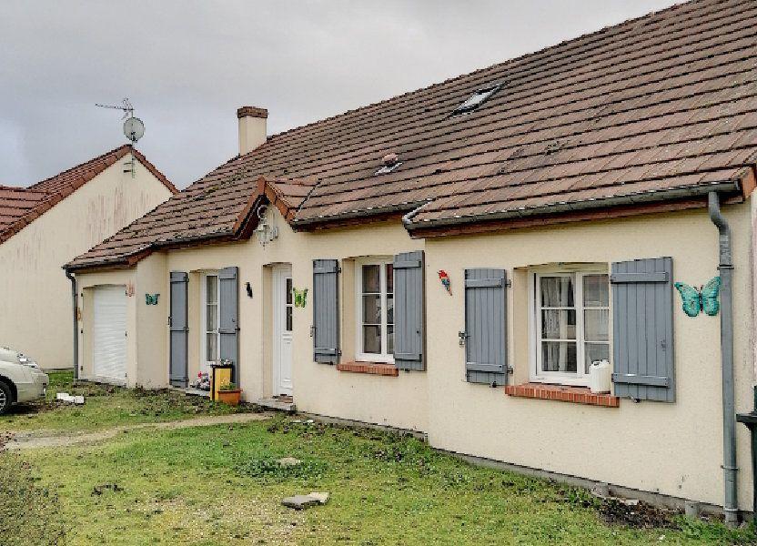 Maison à vendre 142.09m2 à Beaugency