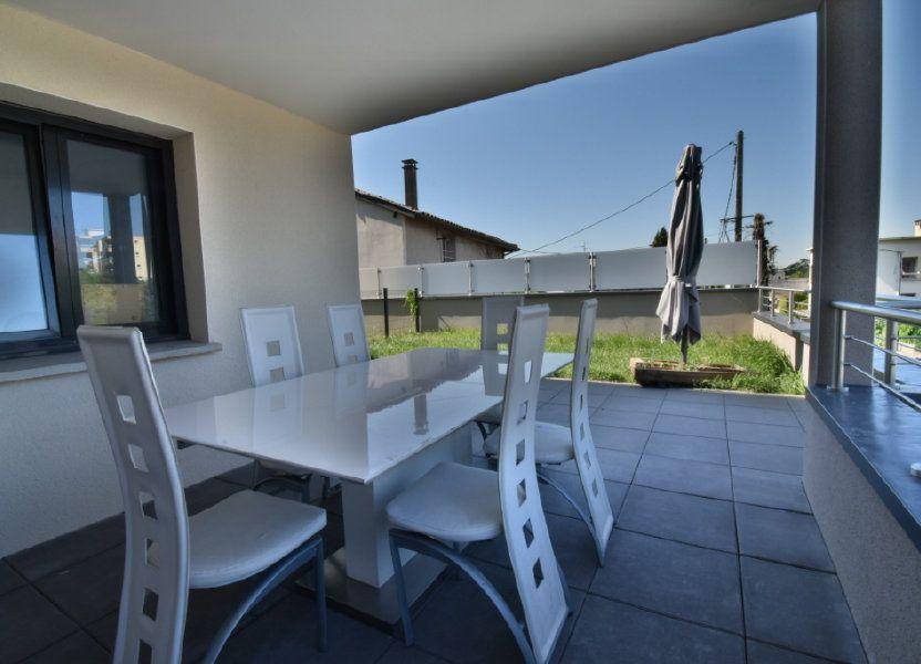 Appartement à vendre 57.3m2 à Romans-sur-Isère