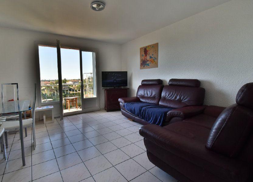 Appartement à vendre 56.6m2 à Romans-sur-Isère