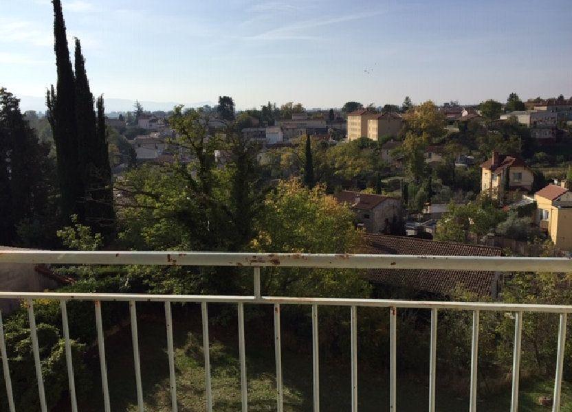 Appartement à vendre 69.54m2 à Romans-sur-Isère