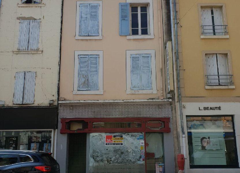 Immeuble à vendre 300m2 à Romans-sur-Isère
