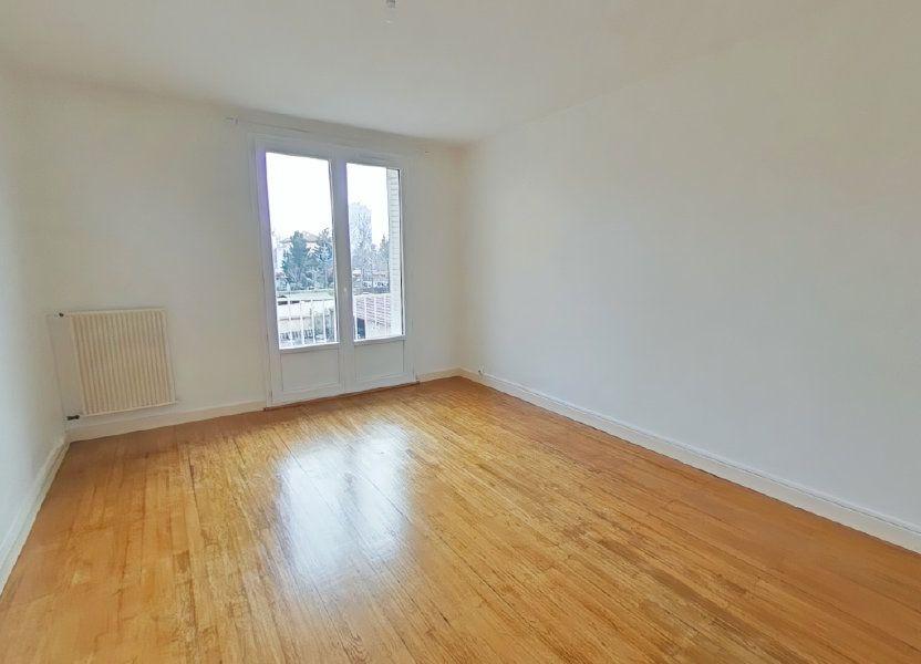 Appartement à louer 57.64m2 à Romans-sur-Isère