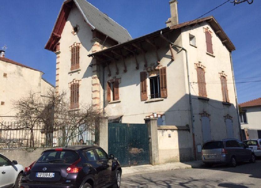Immeuble à vendre 284m2 à Romans-sur-Isère