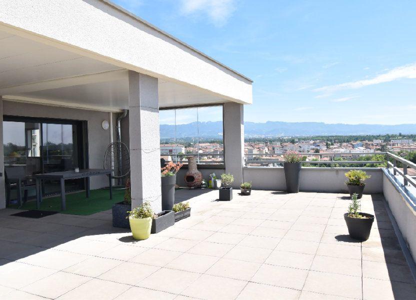Appartement à vendre 127m2 à Romans-sur-Isère