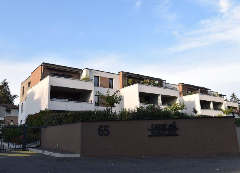 Appartement à vendre 52.1m2 à Romans-sur-Isère