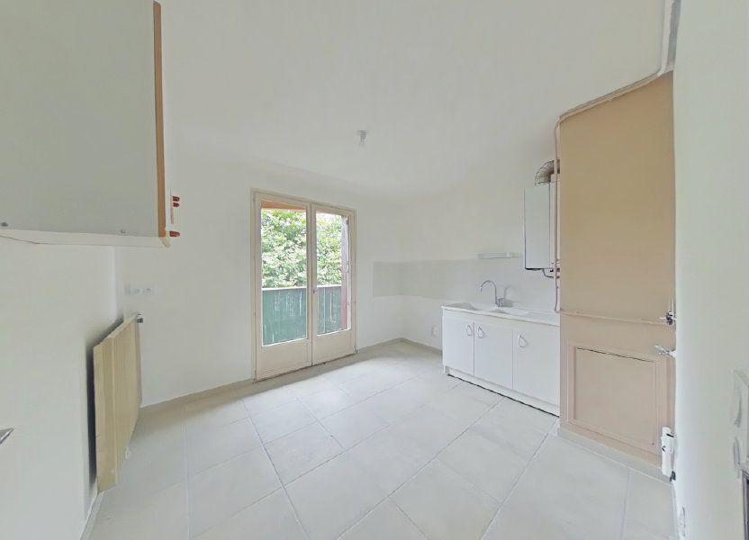 Appartement à louer 64.74m2 à Bourg-de-Péage