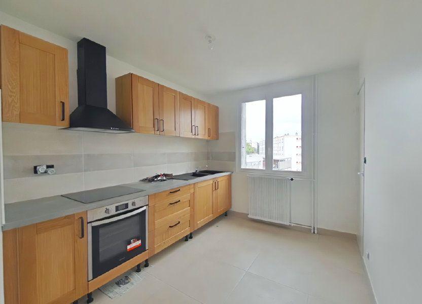 Appartement à louer 61m2 à Romans-sur-Isère