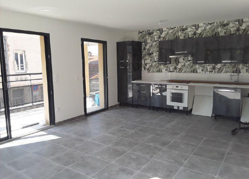 Appartement à louer 53.9m2 à Romans-sur-Isère