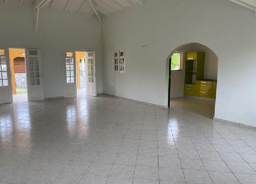 Maison à louer 140m2 à Le Moule