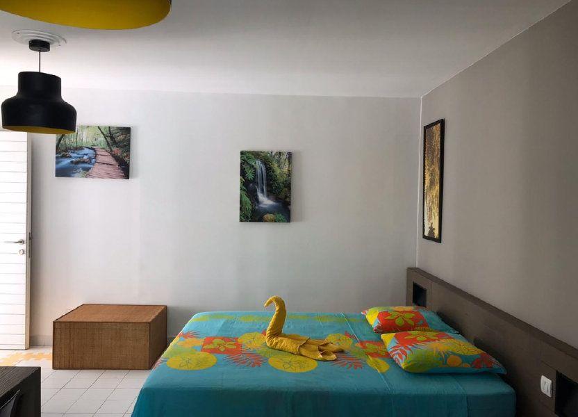 Appartement à louer 25.06m2 à Saint-François