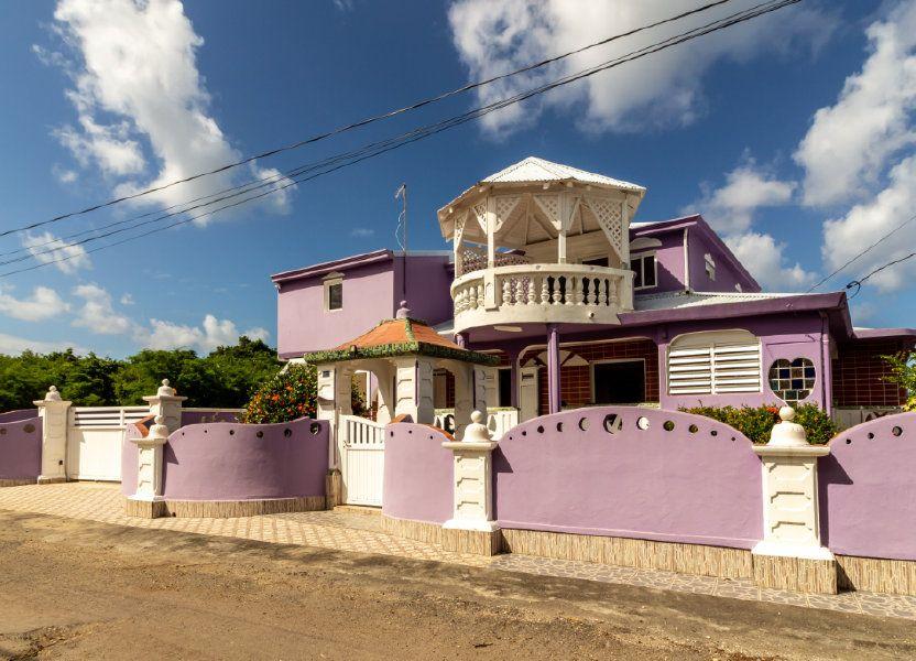Maison à vendre 187.37m2 à Anse-Bertrand