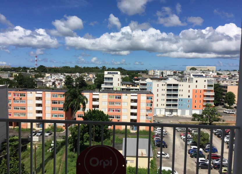 Appartement à vendre 72m2 à Pointe-à-Pitre
