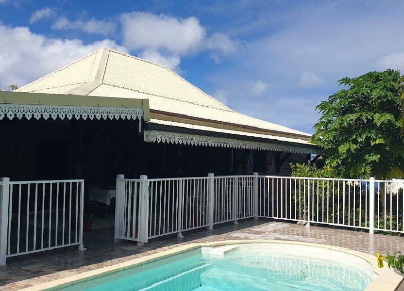 Maison à vendre 153m2 à Anse-Bertrand